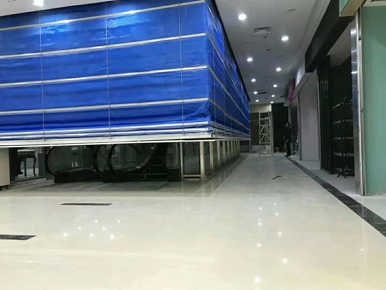 深圳国际会展中心-特级防火卷帘门