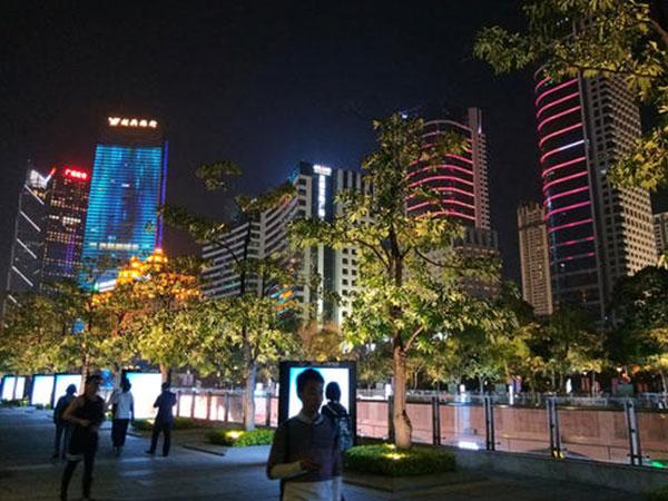 广州花城汇广场